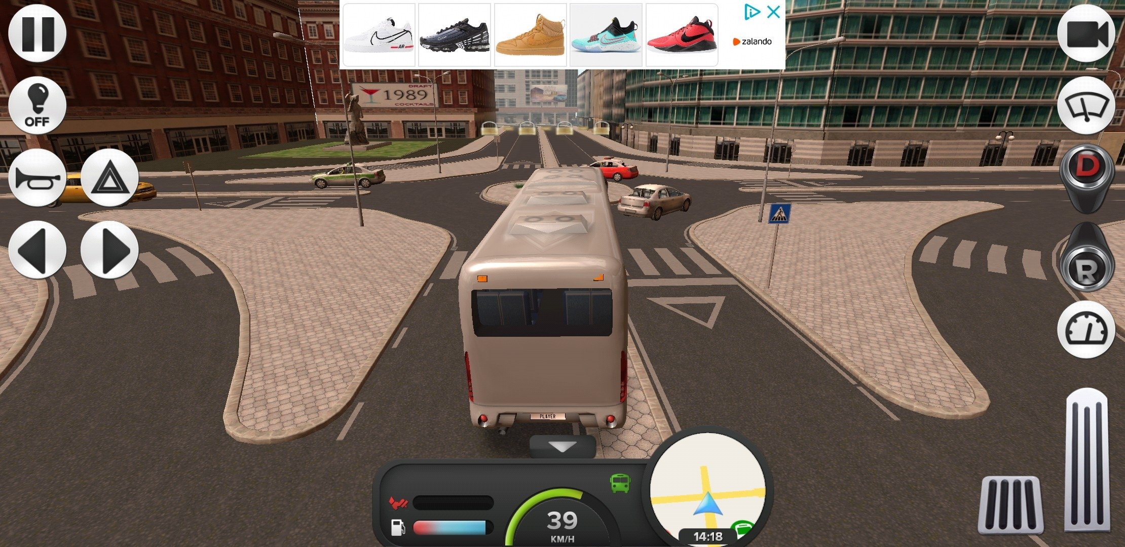 Coach Bus Simulator Android image 7