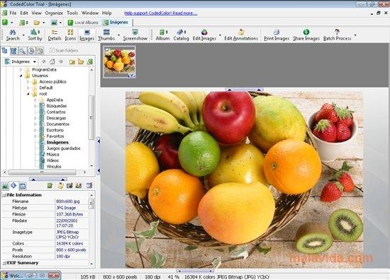 CodedColor PhotoStudio image 4