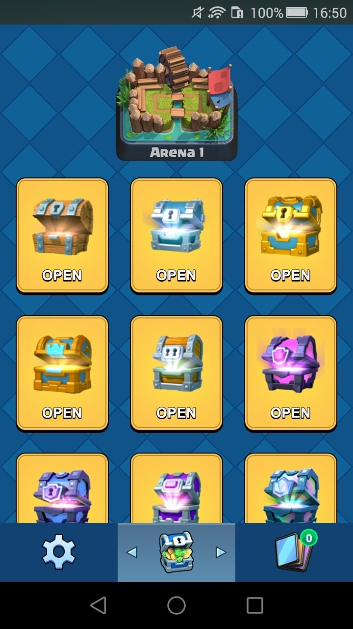 Coffre Sim for Clash Royale Android image 6