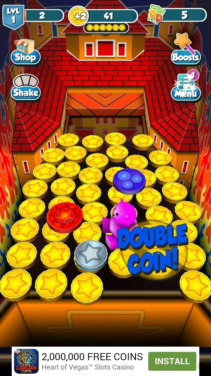 Coin Dozer Online Spielen
