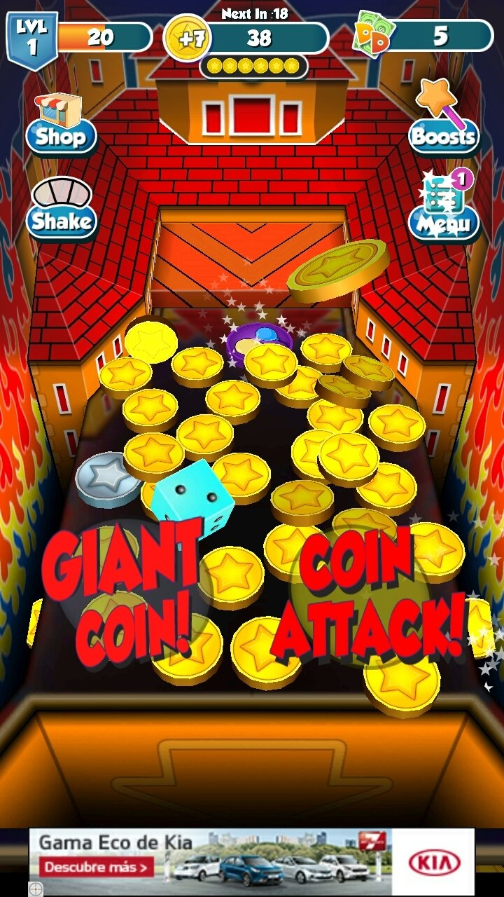 Coin Dozer - Free Prizes 18 3 - Download for Android APK Free