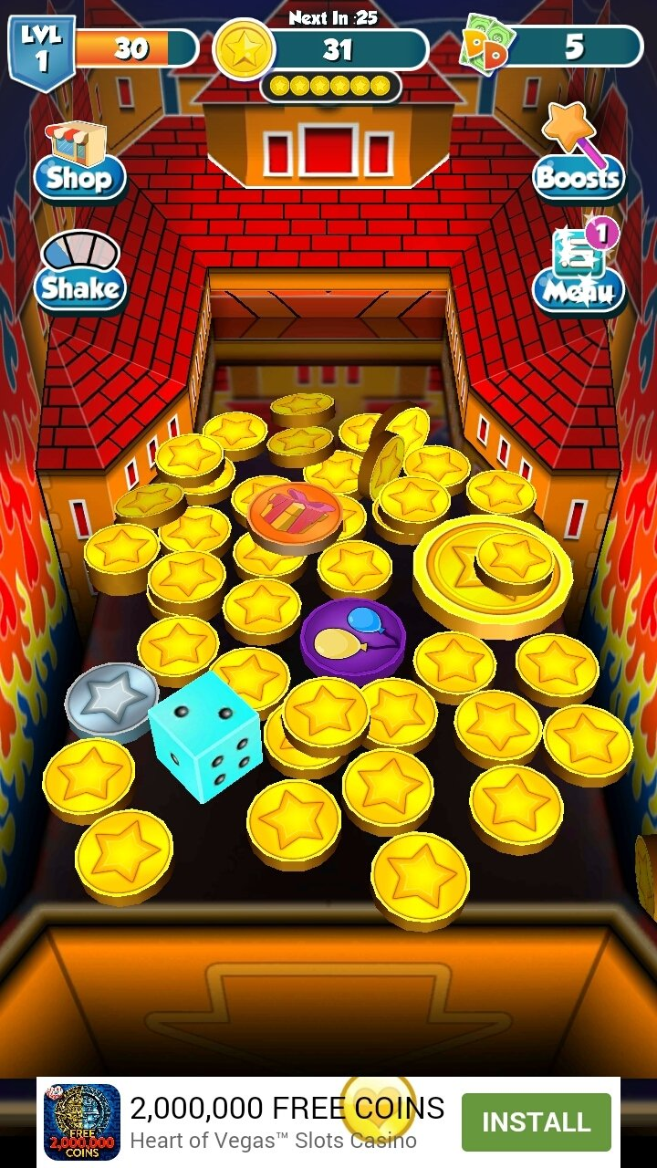 Coin dozer game for pc free | #1 cheats, casino, pusher.