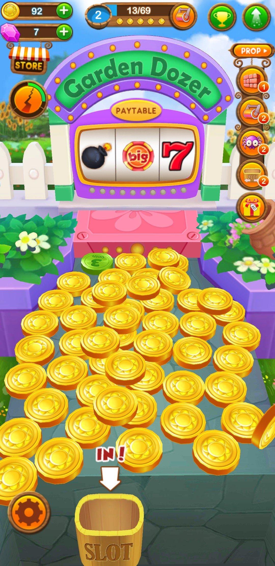 Coin Mania: Garden Dozer Android image 5