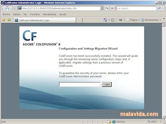 coldfusion developer edition 9 0 pc用ダウンロード無料