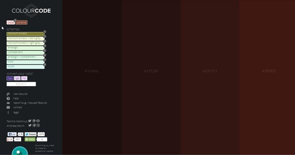 Colourcode Webapps image 4