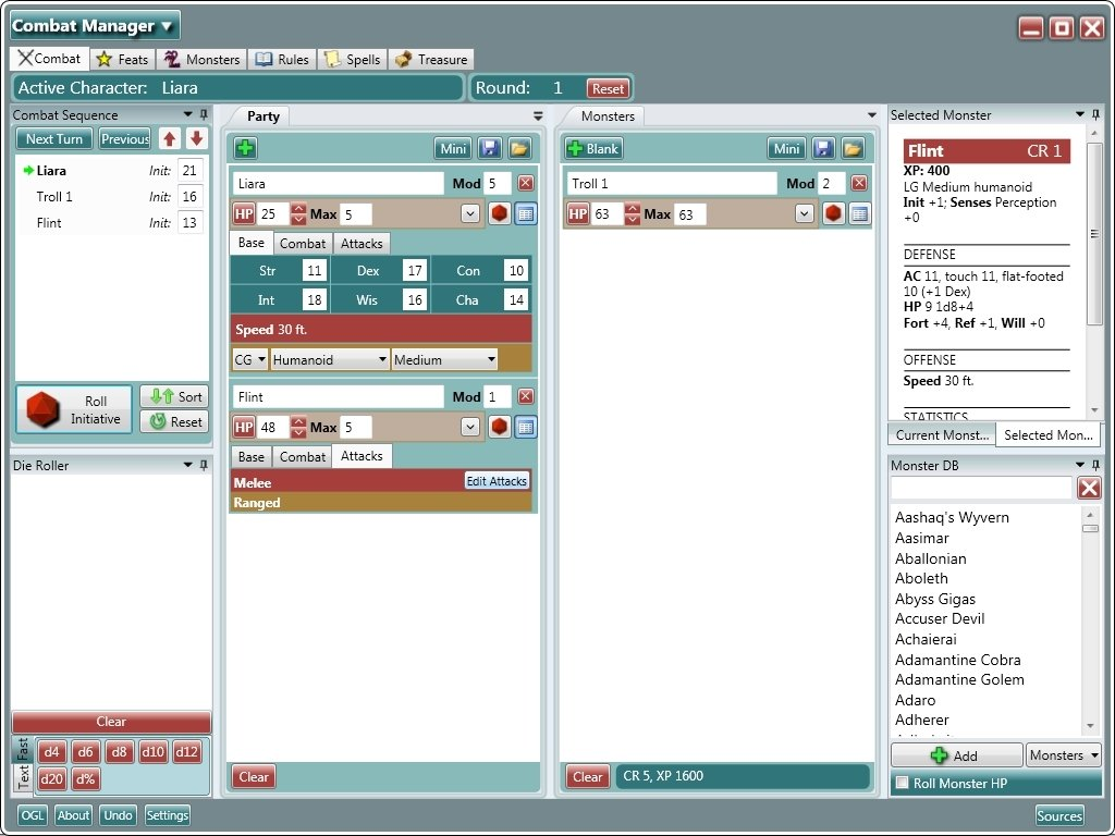 Combat Manager image 7