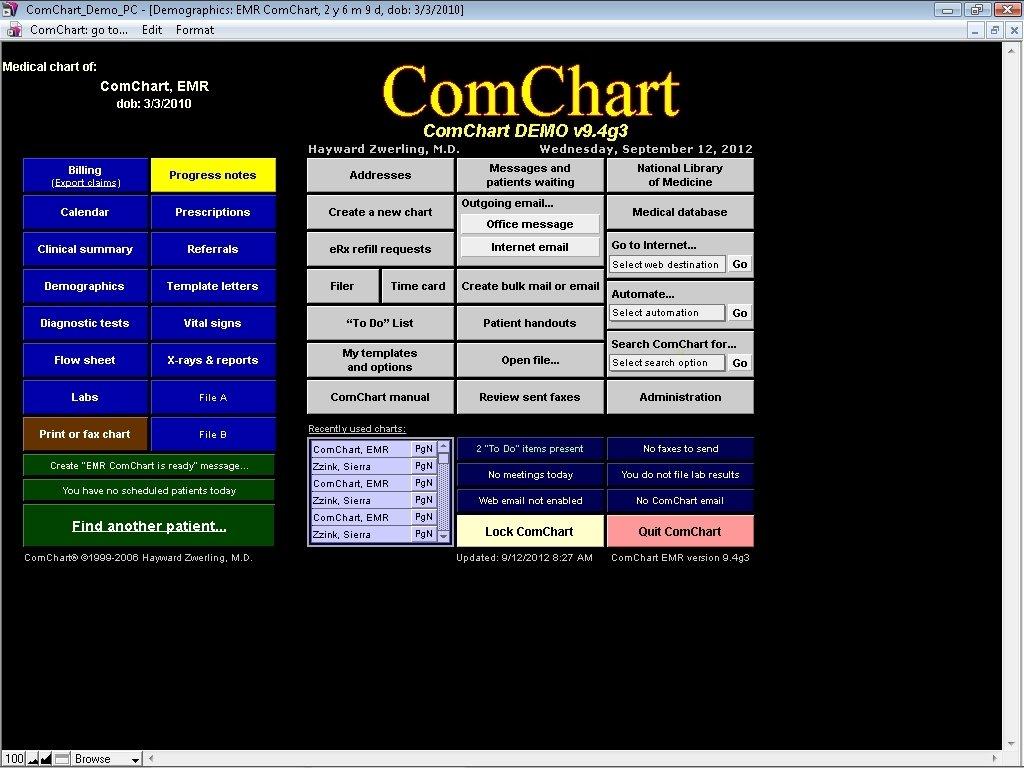 ComChart image 7