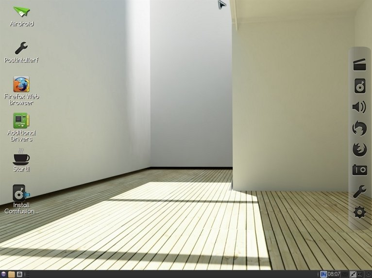 ComFusion Linux image 4