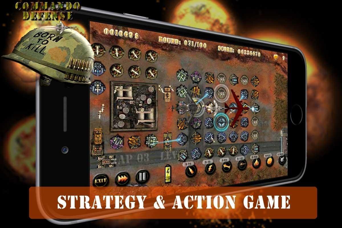 Défense de Bunker Android image 5