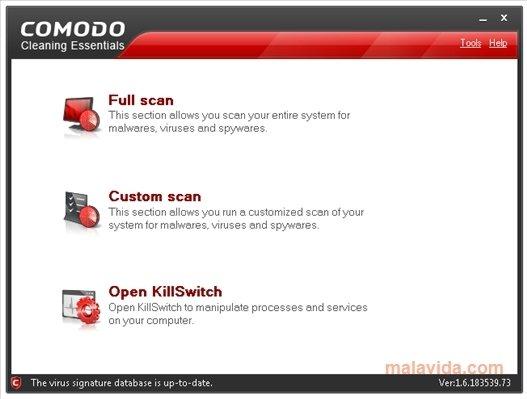 Comodo Cleaning Essentials image 6