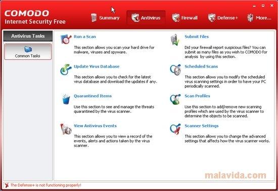 Free Internet Security >> Comodo Internet Security Premium 12 Download For Pc Free