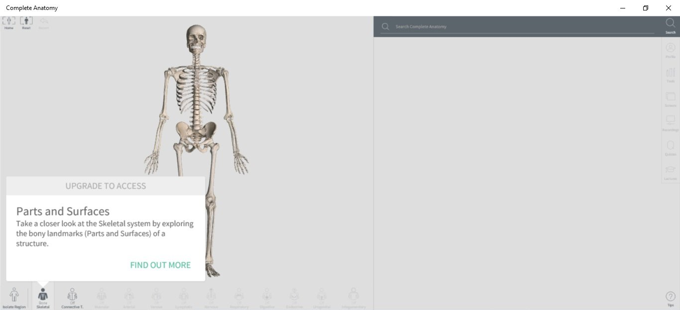 Complete Anatomy - Download for PC Free