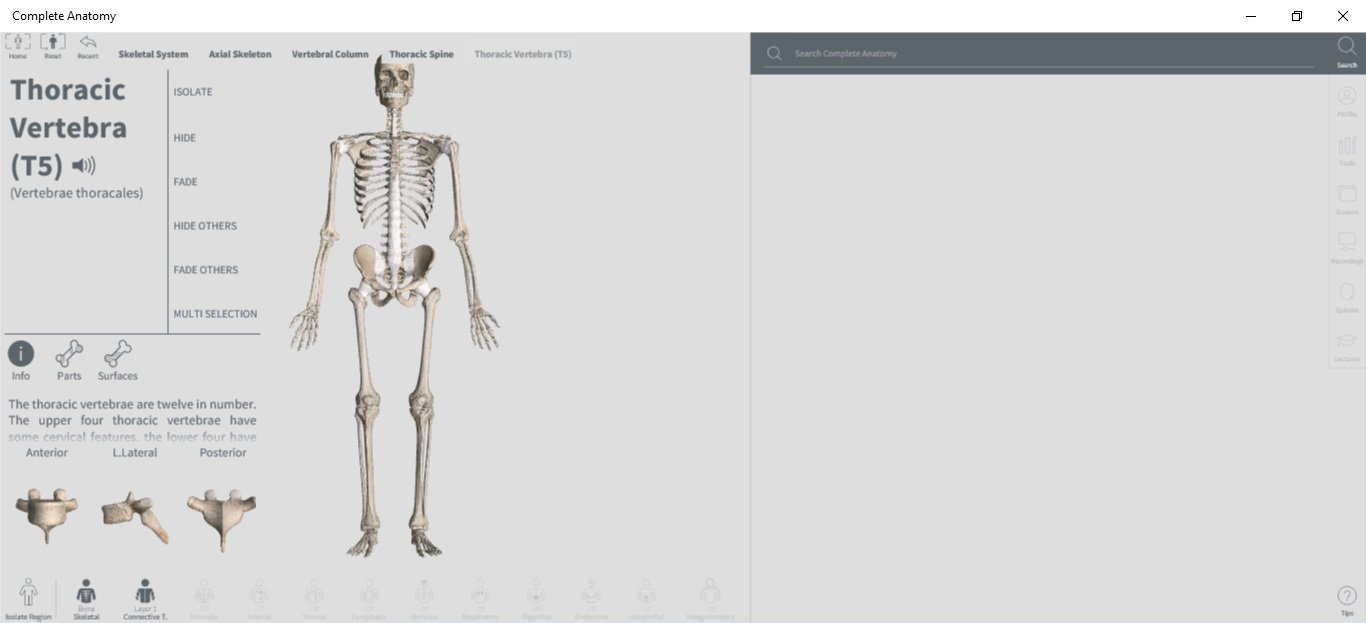 Complete Anatomy - Download für PC Kostenlos