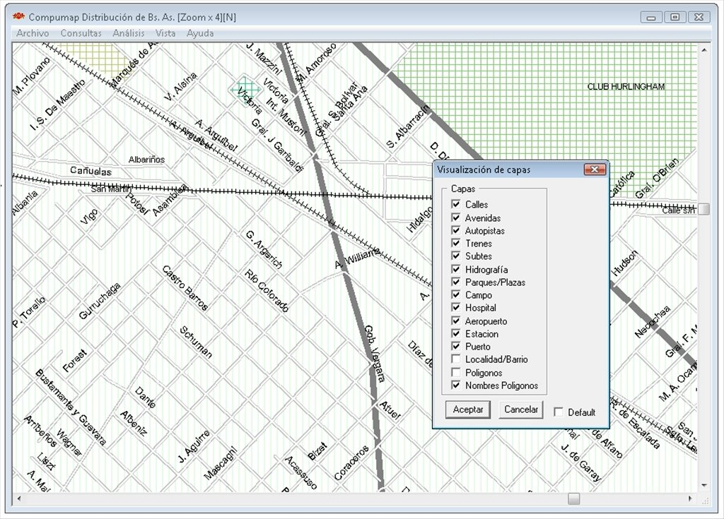 compumap ultima version gratis