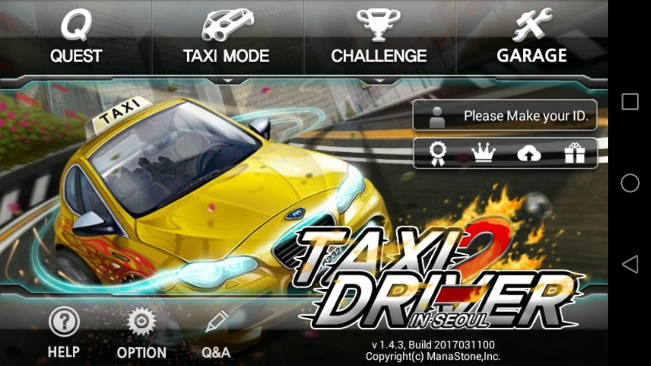 Chauffeur de taxi 2 Android image 8