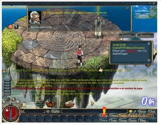 Conquer Online 2.0 Legends Return v5909