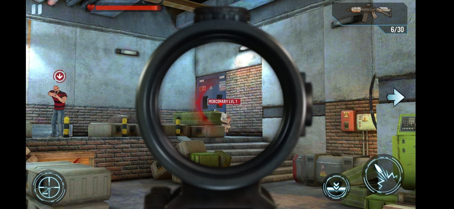 Contract Killer: Sniper Android image 6
