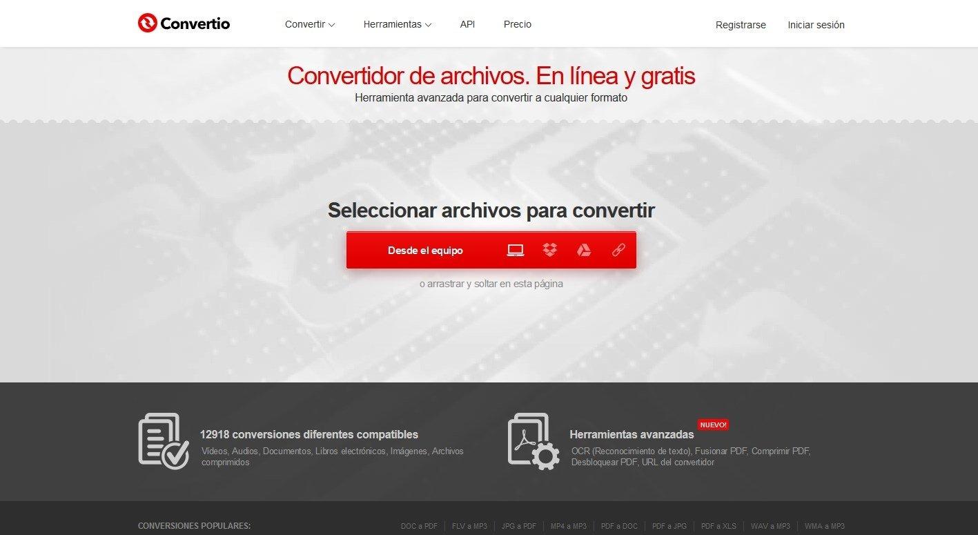 Convertio Webapps image 5
