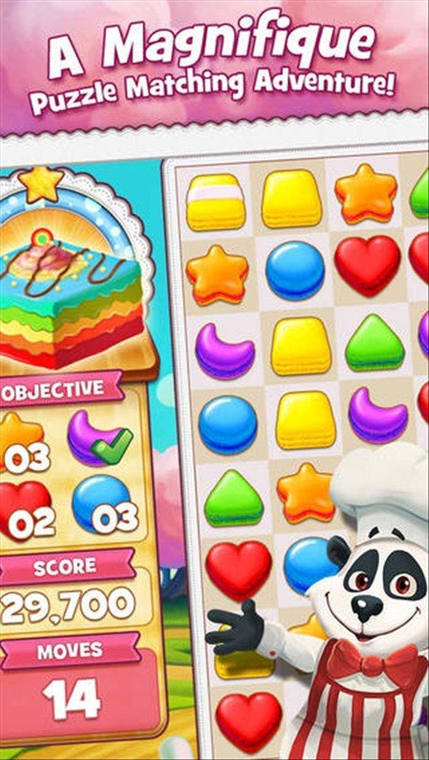 Cookie Jam iPhone image 5