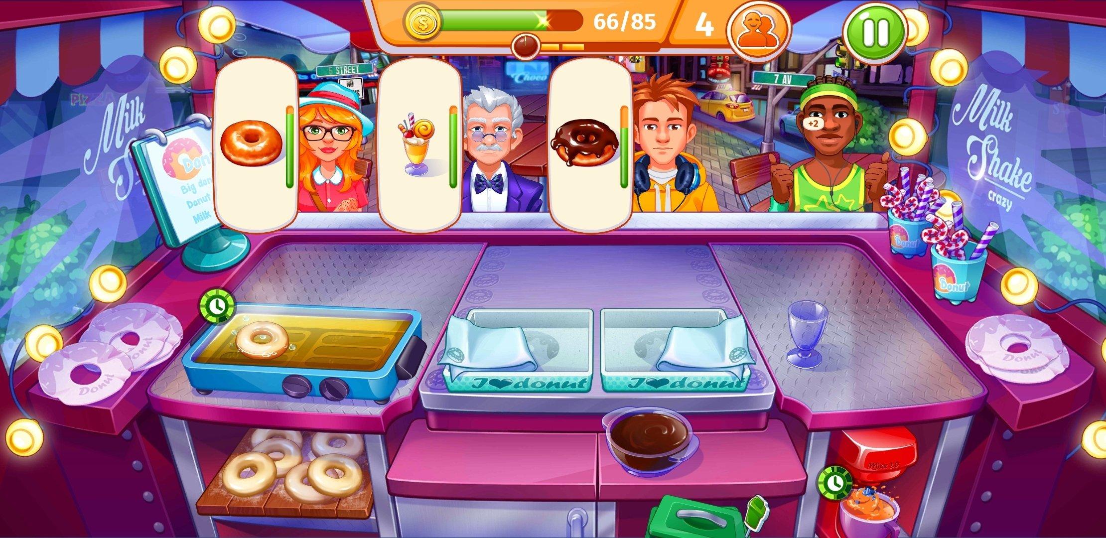 vv vv vv cooking games com