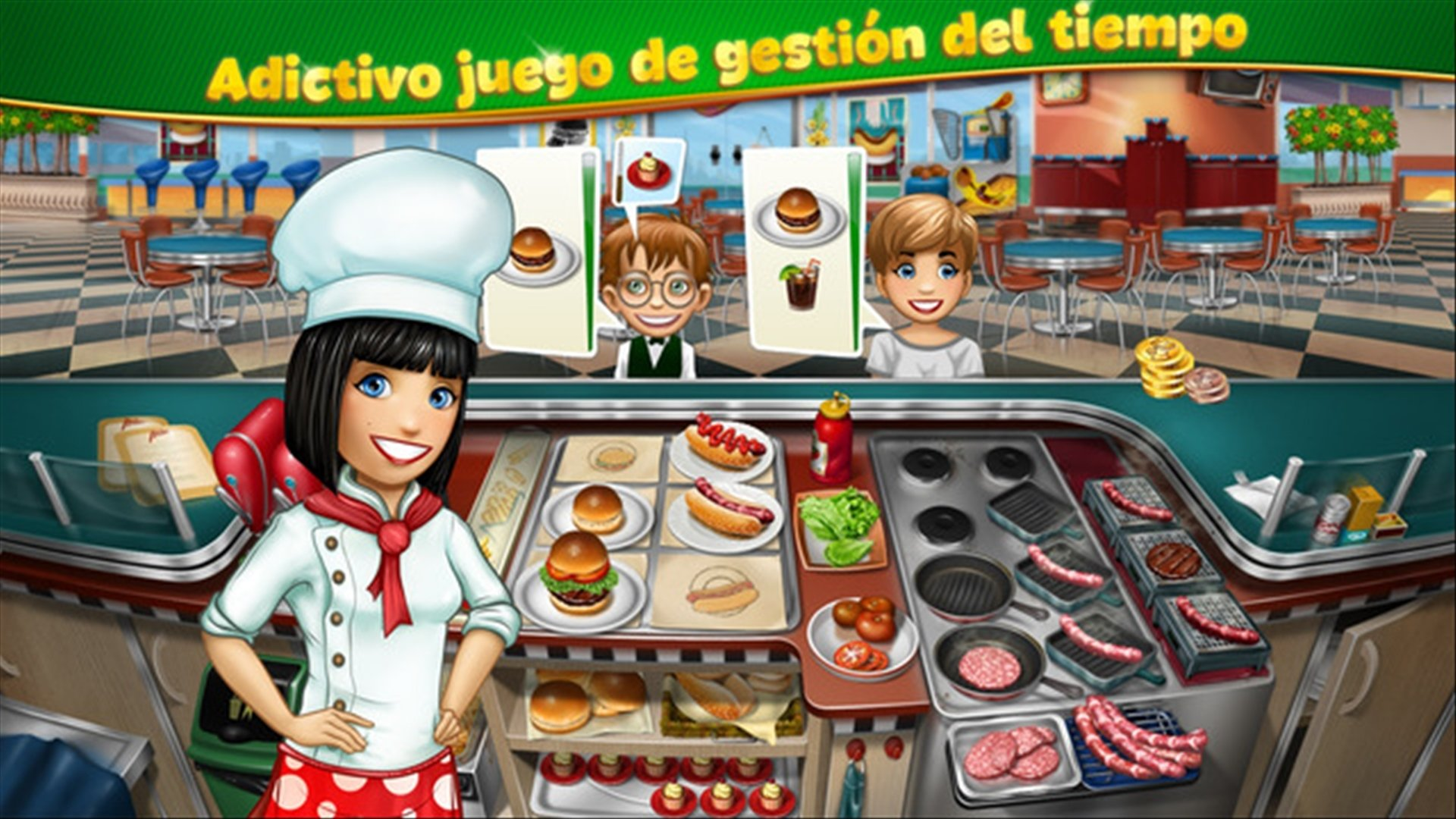 Cooking Fever iPhone image 5