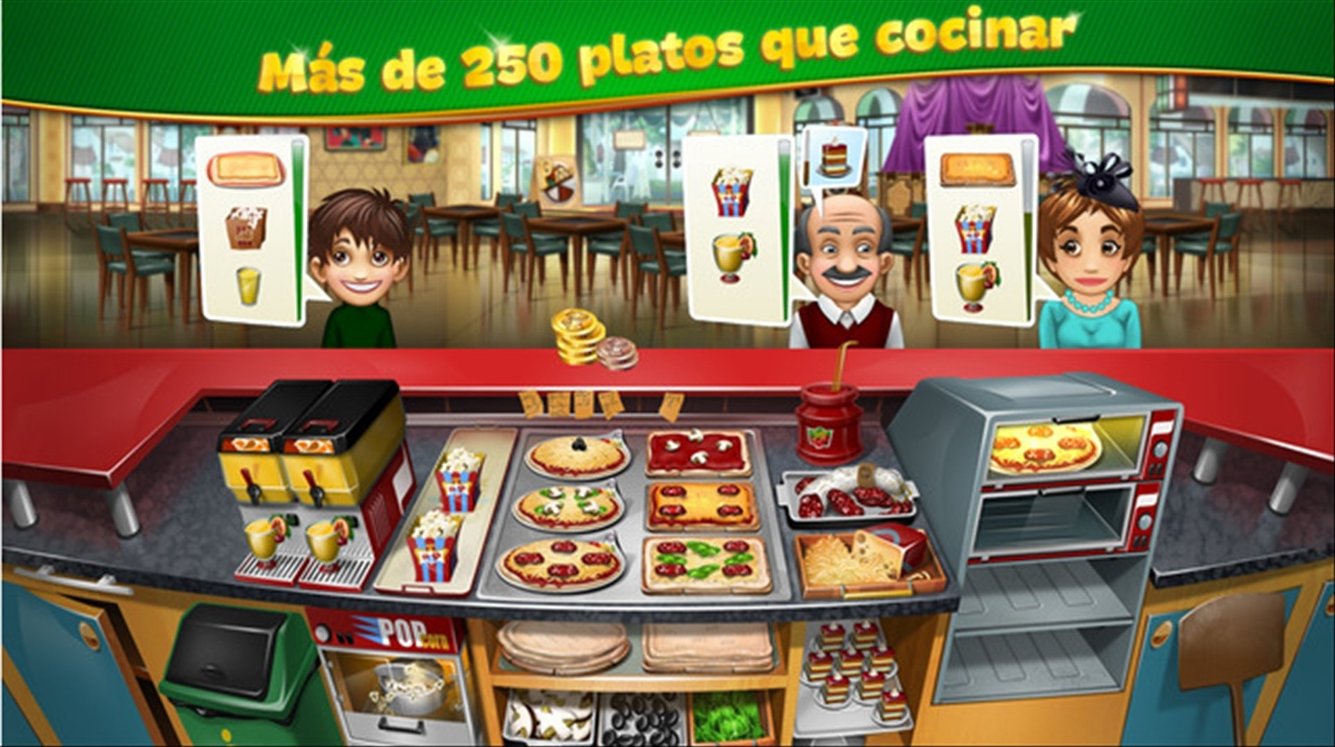 Cooking Fever image 3 Thumbnail