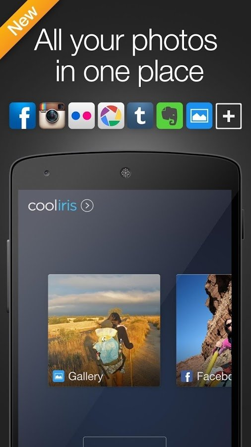 Cooliris Android image 4