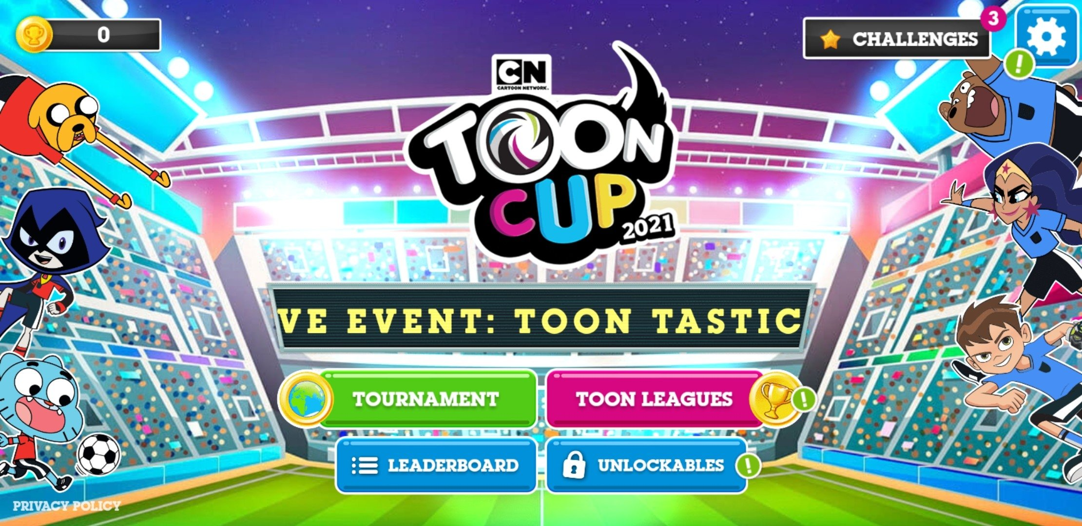 Toon Cup 2018 2 7 6 - Download for Android APK Free