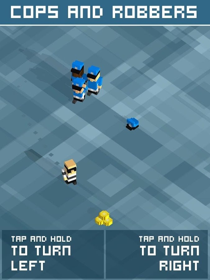 Cops and Robbers! Android image 5