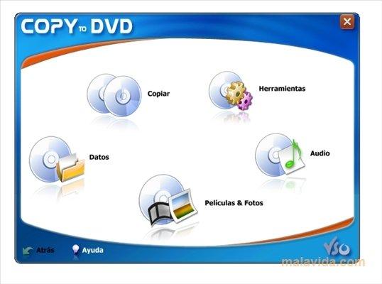 CopyToDVD image 4