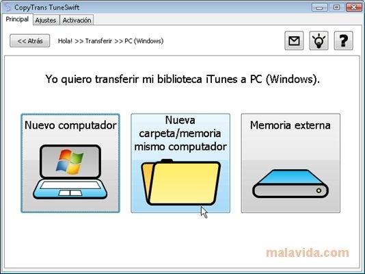 copytrans tuneswift pour mac