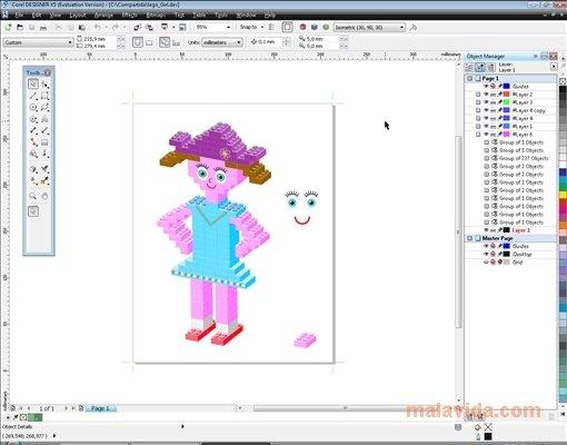 Corel DESIGNER image 6