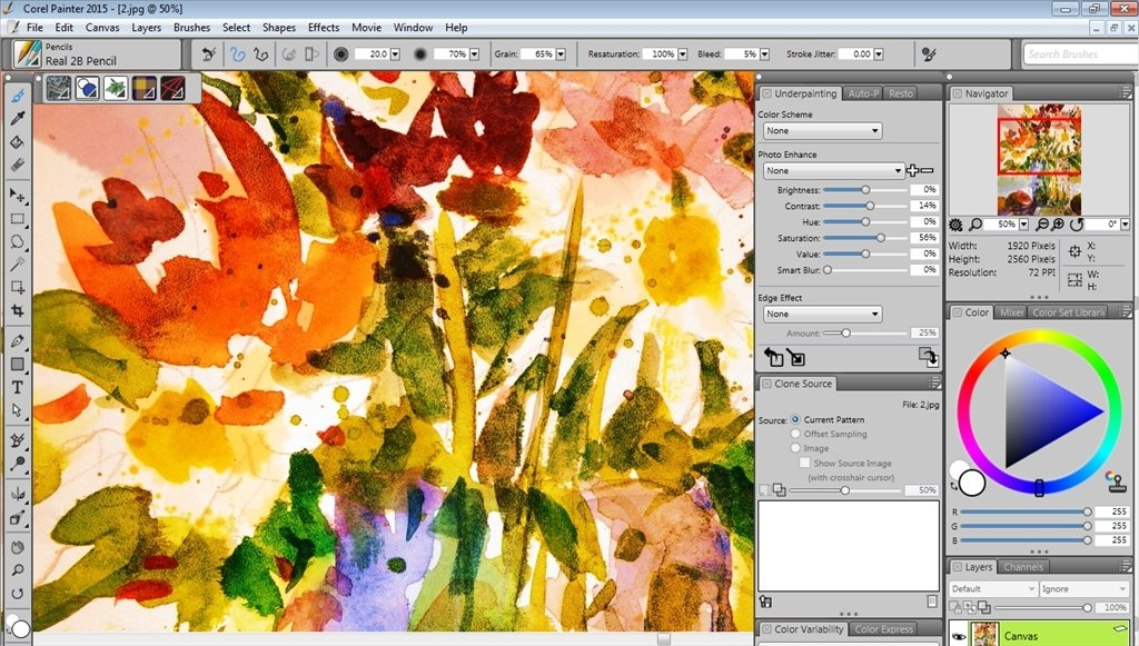Corel Painter 12.1.0.1213
