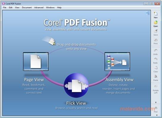 Corel PDF Fusion image 5