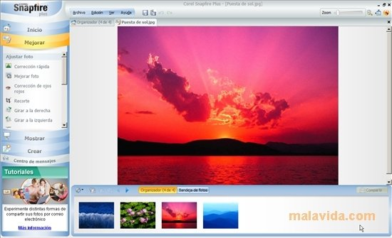 Corel Snapfire Plus image 6