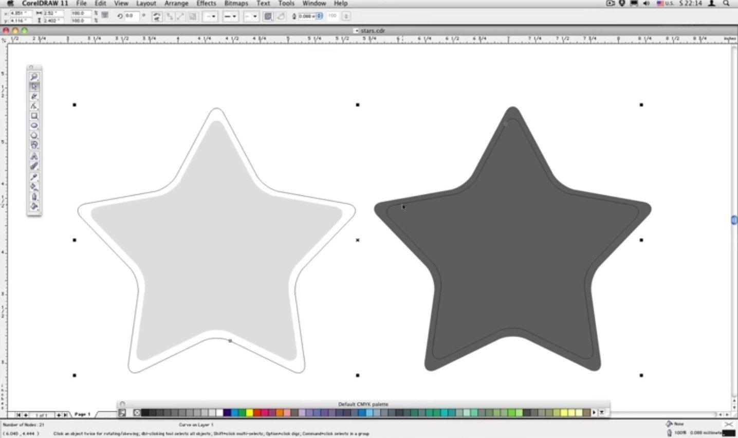 CorelDRAW Mac image 3