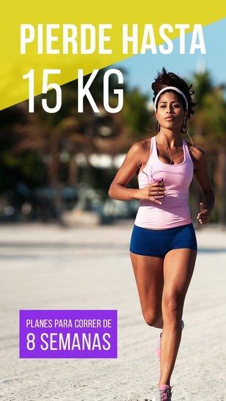 perdere peso running