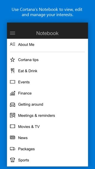 Cortana - Download for iPhone Free