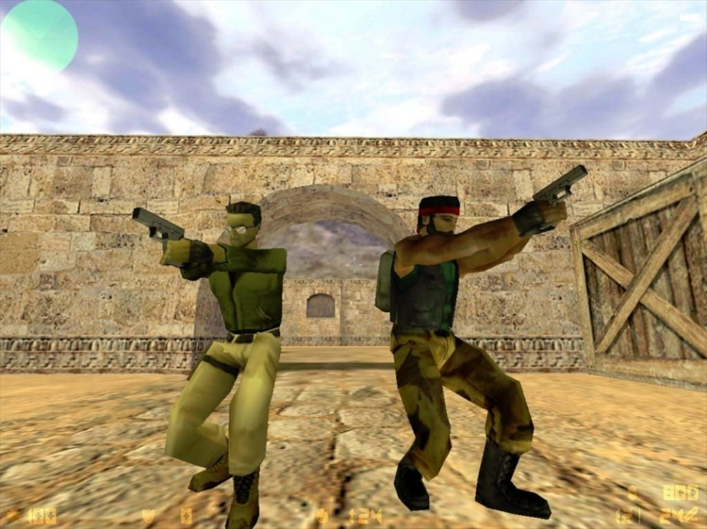 Counter Strike - Download for PC Free