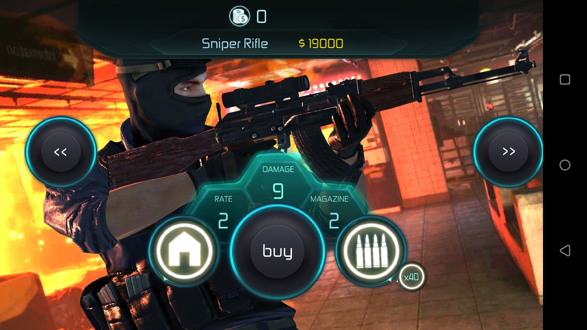 Counter Terrorist-SWAT Strike 1 3 - Download for Android