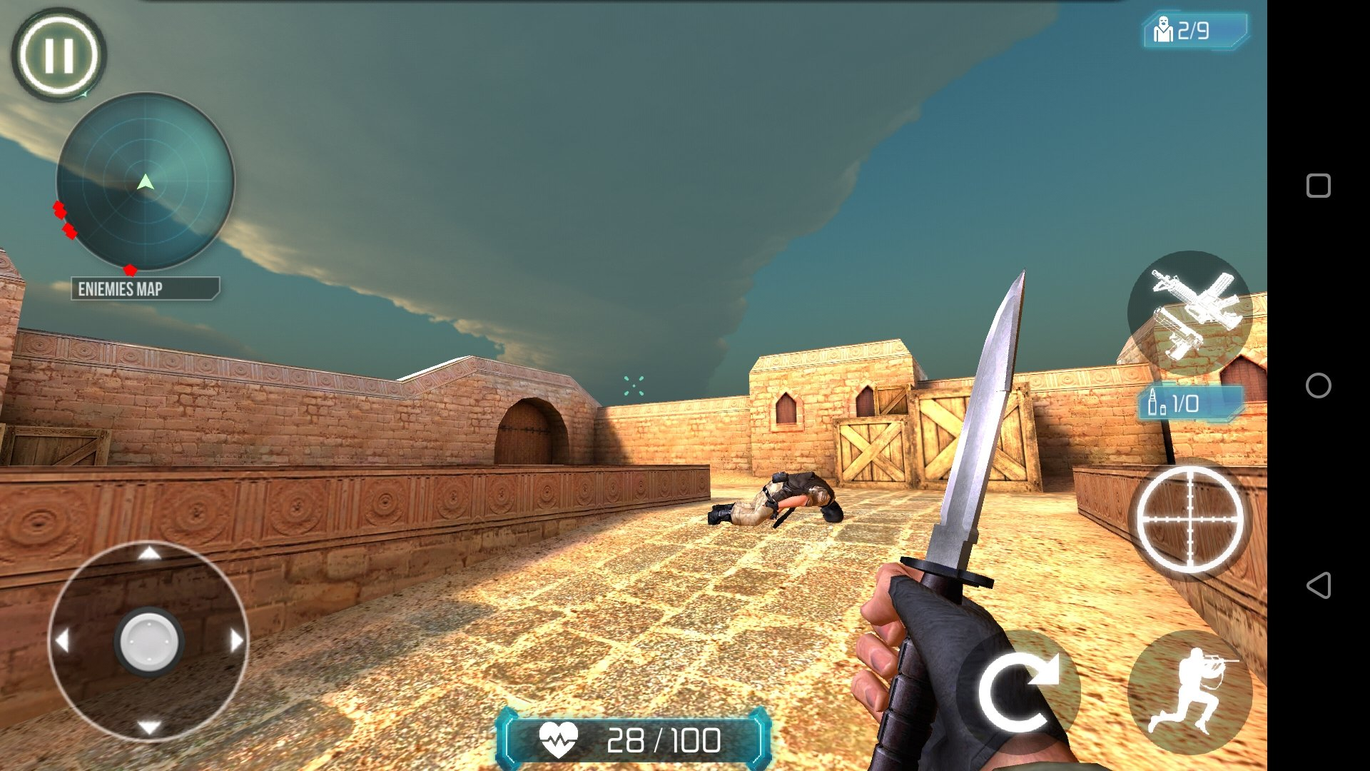 Counter Terrorist-SWAT Strike 1 3 - Download for Android APK