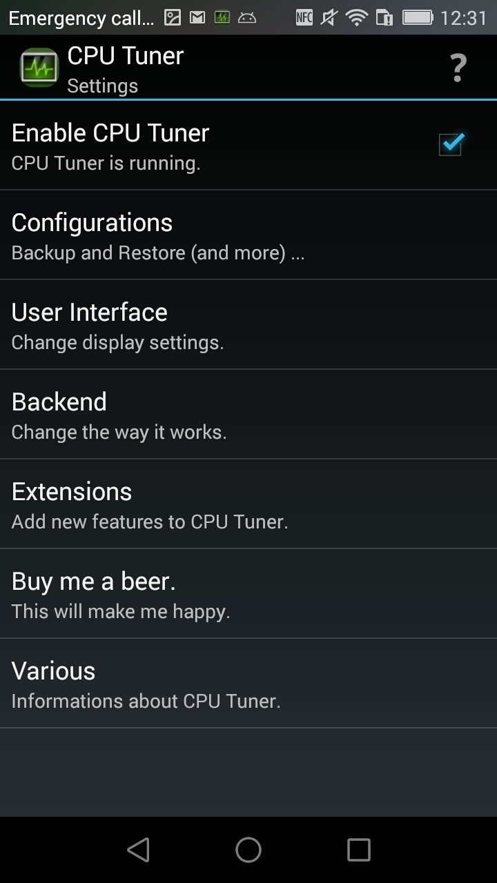 CPU Tuner 3 4 2 - Download for Android APK Free