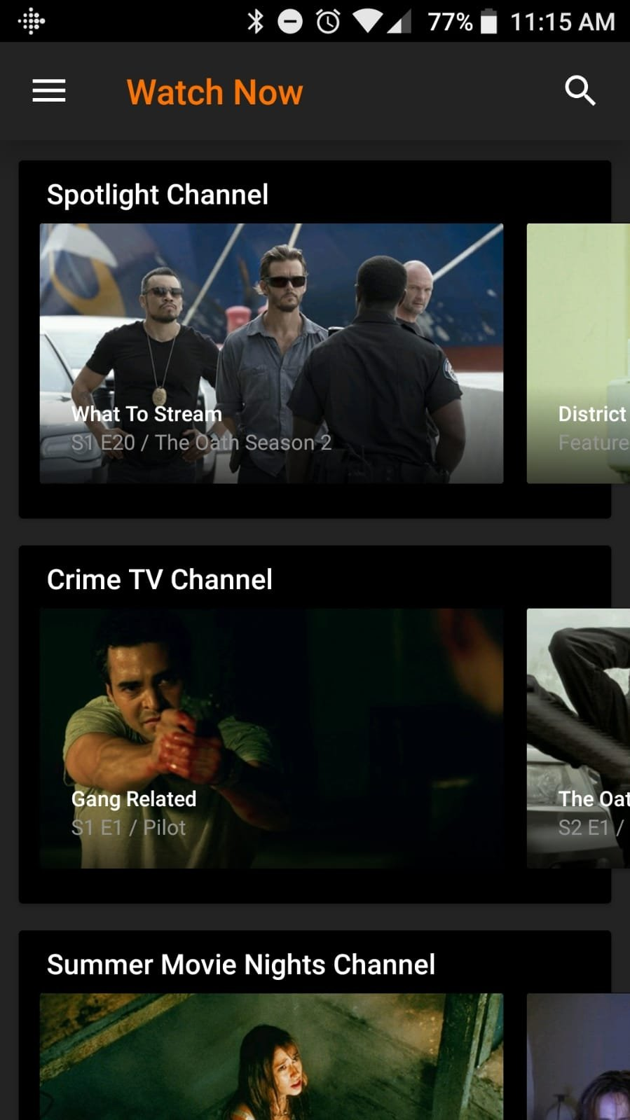 Sony Crackle 6 0 0 - Download for Android APK Free