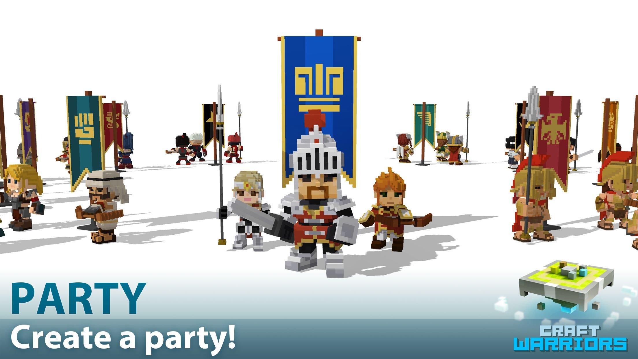 Craft Warriors Download Für IPhone Kostenlos - Minecraft gemeinsam spielen ipad