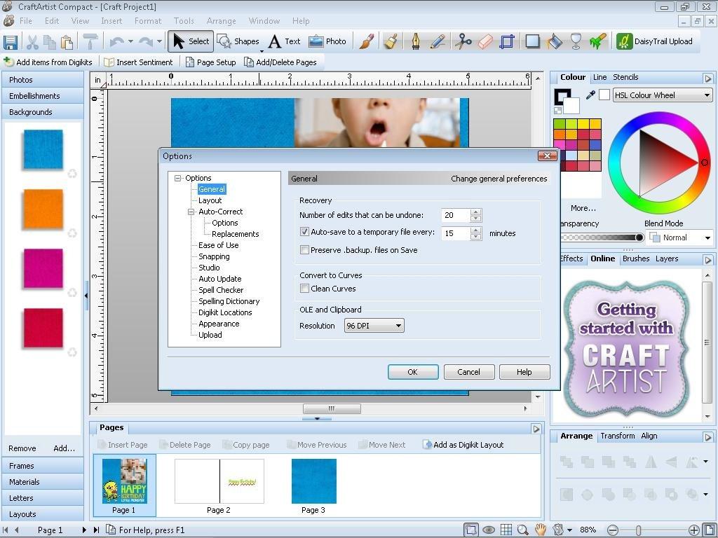 logiciel gratuit scrapbooking
