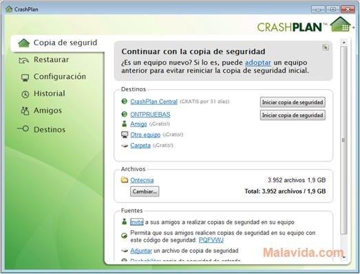 CrashPlan image 6