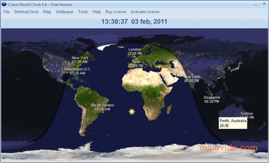 Download crave world clock 16 for pc free crave world clock image 1 thumbnail gumiabroncs Image collections