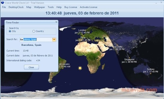 Download crave world clock 16 for pc free crave world clock image 3 thumbnail gumiabroncs Image collections