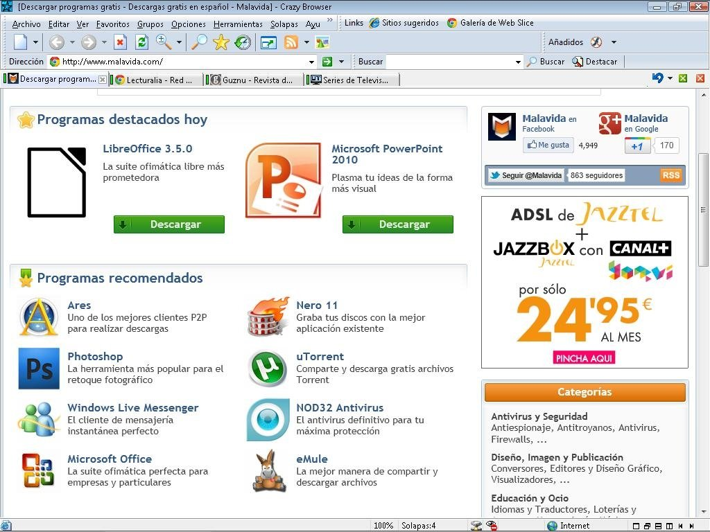 Crazy Browser image 5