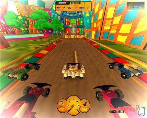 Crazy KartOON image 7
